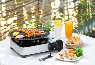 barbecue food set
