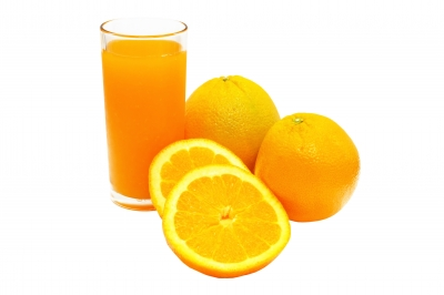 oranges orange juice