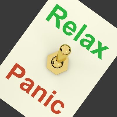 panic relax switch